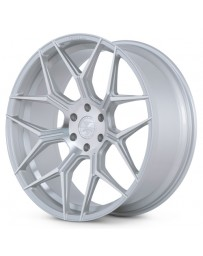 Ferrada FT3 Machine Silver 24x10 Bolt : 6x135 Offset : +30 Hub Size : 87.1 Backspace : 6.68