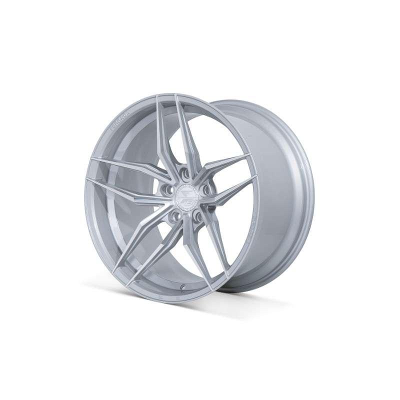 Ferrada F8-FR5 Machined Silver 20x10 Bolt : 5x112 Offset : +45 Hub Size : 66.6 Backspace : 7.27