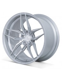 Ferrada F8-FR5 Machined Silver 20x10 Bolt : 5x4.75 Offset : +25 Hub Size : 74.1 Backspace : 6.48