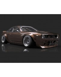 Nissan 240SX Silvia (S14) Rocket Bunny Boss Aero Widebody Conversion Kit