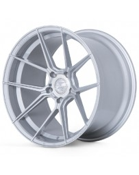 Ferrada F8-FR8 Machine Silver 20x10 Bolt : 5x4.5 Offset : +25 Hub Size : 73.1 Backspace : 6.48