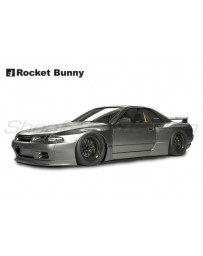 Nissan Skyline GT-R (R32) Pandem Full Widebody Aero Kit without Wing