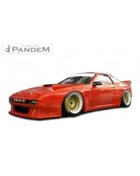 "Mazda RX7 (FC3S) Pandem Complete Widebody Aero Kit with ""Ducktail"" Wing"
