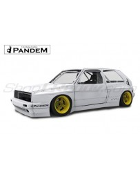 VW Golf (MK2) Pandem Complete Widebody Aero Kit