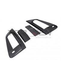 370z EVO-R Carbon Fiber Door Handle Cover