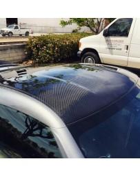 370z Fly1 Motorsports Carbon Fiber Roof Cap