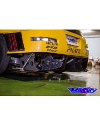 350z Mercury Z Project GT3 Rear Diffuser