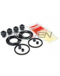 350z Nissan OEM Brake Caliper Seal Rebuild Kit - Rear - Non-Brembo Calipers