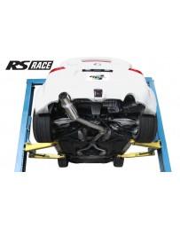 Nissan 370Z GPP RS-Race Exhaust