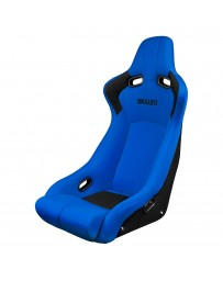 BRAUM VENOM-R FIXED BACK BUCKET SEAT [BLUE]