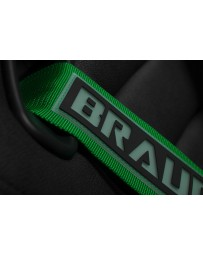 BRAUM 5 PT – SFI 16.1 RACING HARNESS (GREEN)