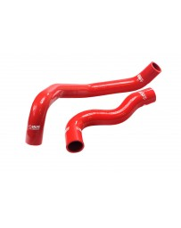ISR Performance Silicone Radiator Hose Kit Nissan 350z 2007-2009 - Red