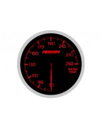 Nissan GT-R R35 Perrin Water Temperature Gauge, 60mm - Universal