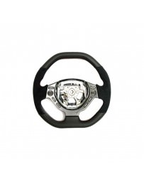 Nissan GT-R R35 DCTMS Sportive Flat Top Flat Bottom Steering Wheel