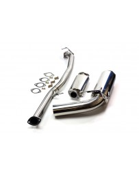 ISR Performance Circuit Spec Exhaust - Miata NA 1.6