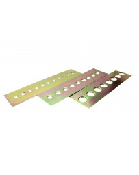 ISR Performance Universal Steel Dimple Plates - 29mm Holes