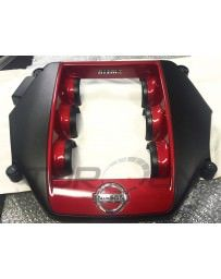 Nissan GT-R R35 Nismo Red Engine Cover
