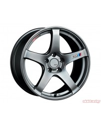 SSR GTV01 Wheel Silver 18x8.5 5x114.3 40mm