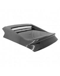 350z VIS Racing AMS GT Style Carbon Fiber Boot Lid