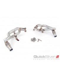 QuickSilver Exhausts Porsche 911 (991 Gen 1) 3.4, 3.8 Sport Exhaust (2012-15)