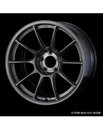 WedsSport TC-105X 18x10 5x114.3 ET35 Wheel- Titanium