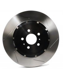 Nissan GT-R R35 Stoptech 09-11 Front AeroRotor Two-Piece Rotors -Zinc Slotted - Left