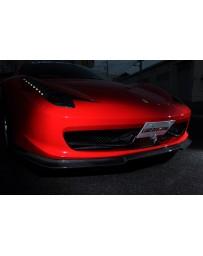 LeapDesign Ferrari 458 Italia - Carbon Front Spoiler