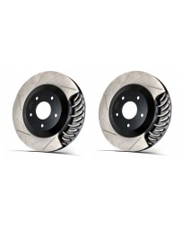 Toyota GT86 StopTech Discs - Front pair - SLOTTED