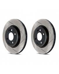 Toyota GT86 StopTech Cryo Discs - Front pair - SLOTTED