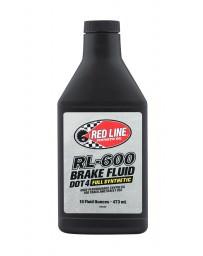 Toyota GT86 Red Line RL-600 Racing Brake Fluid - 16 oz