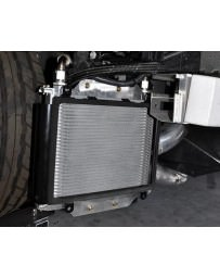 Nissan GT-R R35 Boost Logic Oil Cooler Kit