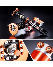 370z KSport Super Racing Coilovers, 09-UP