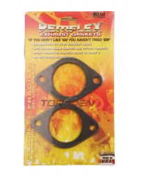 350z Remflex 2 bolt gaskets set - 60mm pipe size