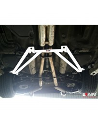 350z Ultra Racing Mid Lower Brace - 2 points
