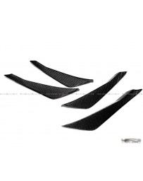 4 Second Racing Club 4SRC Design 2017-2019 EBA GTR35 dry carbon canards