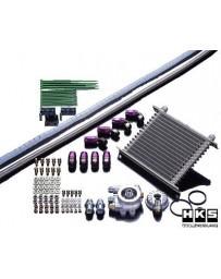 350z DE HKS Oil Cooler Kit