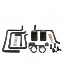 370z Mishimoto Baffled Oil Catch Can Kit