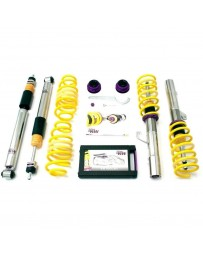 Toyota Supra GR A90 KW Variant 3 inox-line Coilovers with cancellation kit