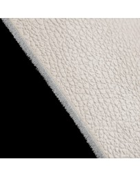 BRAUM WHITE LEATHERETTE MATERIAL