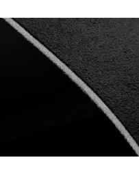 BRAUM BLACK SUEDE MATERIAL