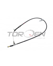 350z Nissan OEM E-Brake Cable Assembly, LH
