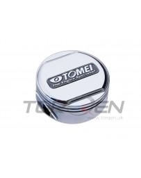 350z Tomei Nissan M32x3.5mm Forged Piston Oil Filler Cap SILVER