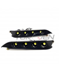 370z EVO-R DRLs for Nismo 2015+ Front Bumpers