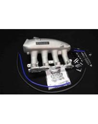 Nissan Silvia S14-S15 Greddy Intake Plenum - SR20DET short runner, stock throttle body
