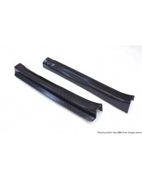 Revel GT Dry Carbon Door Sill Covers (Left & Right) 16-18 Mazda MX-5 - 2 Pieces