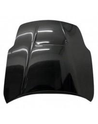 350z DE 2003-2006 VIS Racing Carbon Fiber Hood - Viper Style
