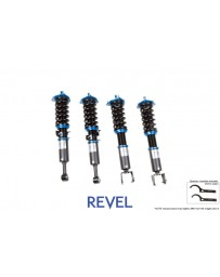 Revel Touring Sport Damper Suspension Coilovers - 16-17 Infiniti Q60 RWD