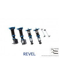 Revel Touring Sport Damper Suspension Coilovers - 13-17 Subaru BRZ / 13-16 Scion FR-S / 17-18 Toyota 86
