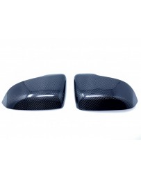 Toyota Supra 2020 MKV A90 Carbon Mirrors - Covers