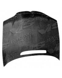 350z Invidia Gemini Single Layer Titanium Tip Cat-back Exhaust - *TIP ONLY*